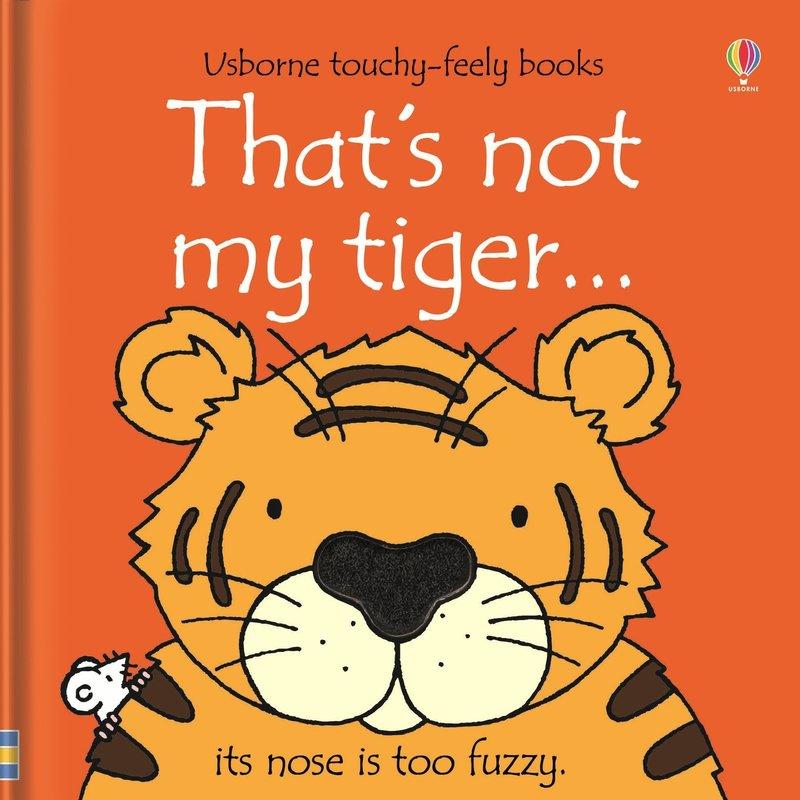 Usborne That's Not My Tiger