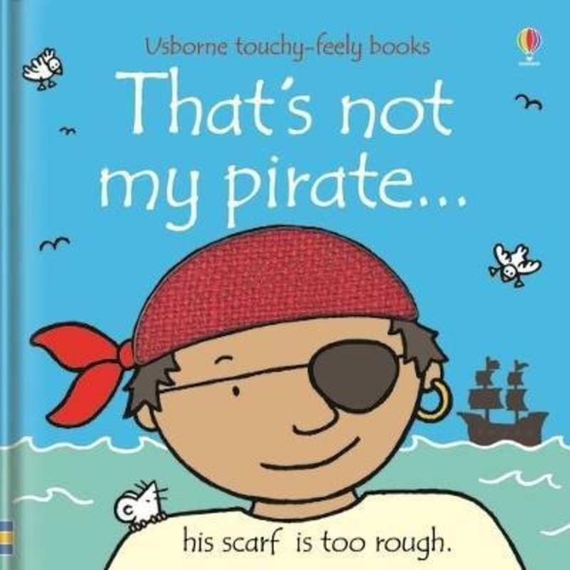 Usborne That's Not My Pirate...