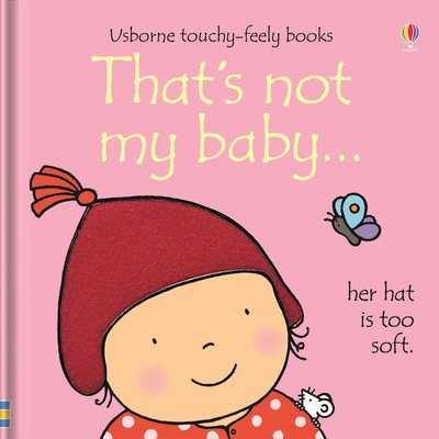 Usborne Thats Not My Baby... Girl
