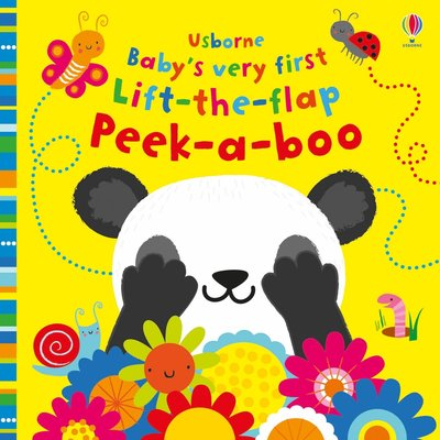 Usborne Baby's very first lift-the-flap - Peek-a-Boo