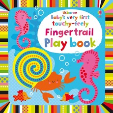 Usborne Baby's very first touchy-feely - Fingertrail Playbook
