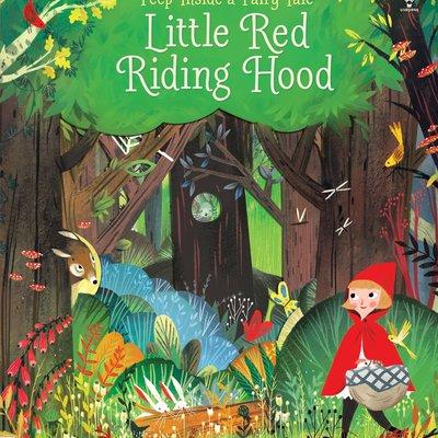 Usborne Peep Inside a Fairy Tale - Little Red Riding Hood