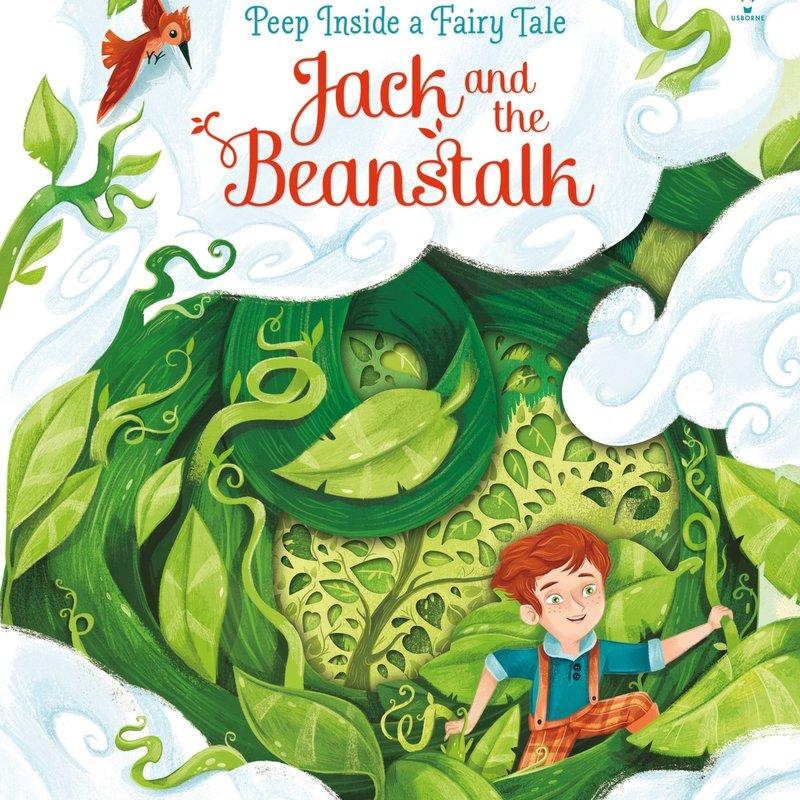 Usborne Peep Inside a Fairy Tale - Jack and the Beanstalk