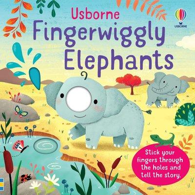 Usborne Fingerwiggly Elephants
