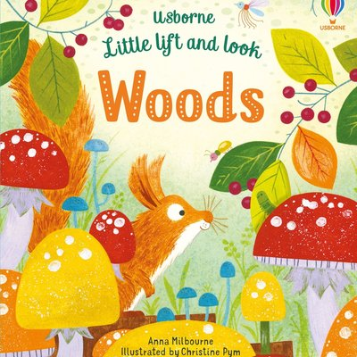 Usborne Little Lift And Look Woods