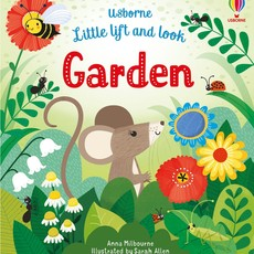 Usborne Little Lift And Look Garden