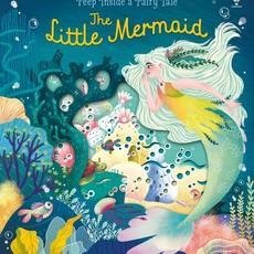 Usborne Peep Inside A Fairy Tale - The Little Mermaid