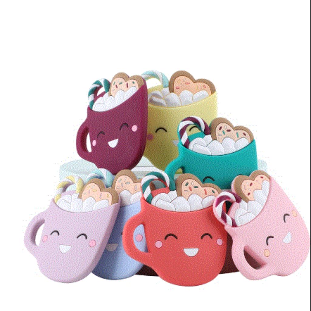 Smiley Eileey Smiley Eileey's Assorted Teethers
