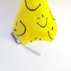 Smiley Eileey Assorted 2 Pack of Teething Bibs