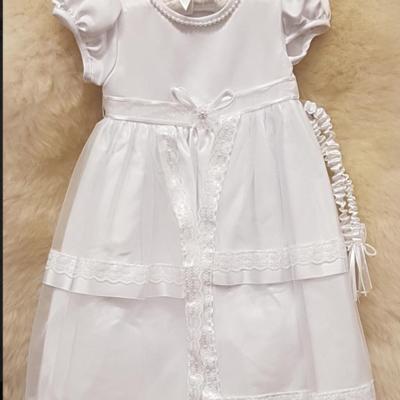 Sheelin River Oaks Christening Gown 0-6 M