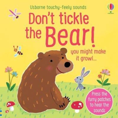 Usborne Don't Tickle The Bear!