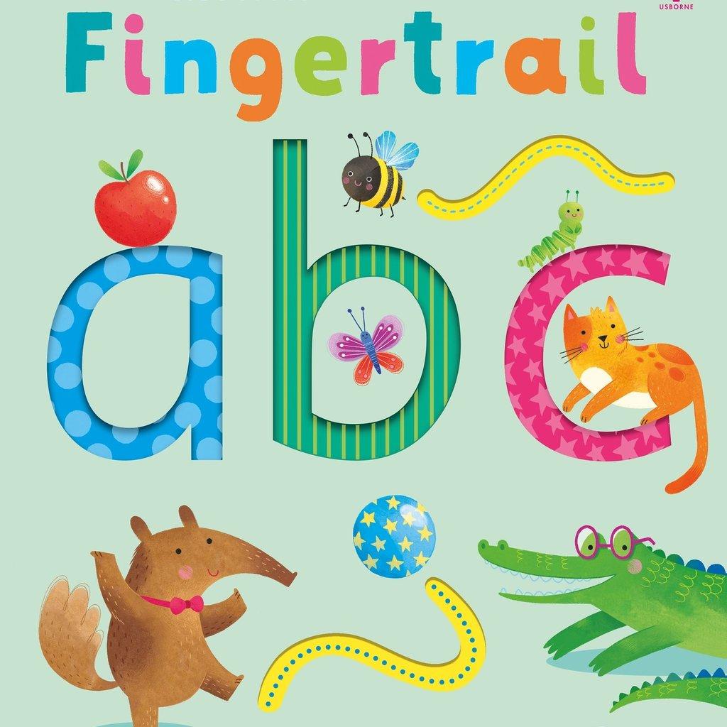 Usborne Fingertrail - ABC