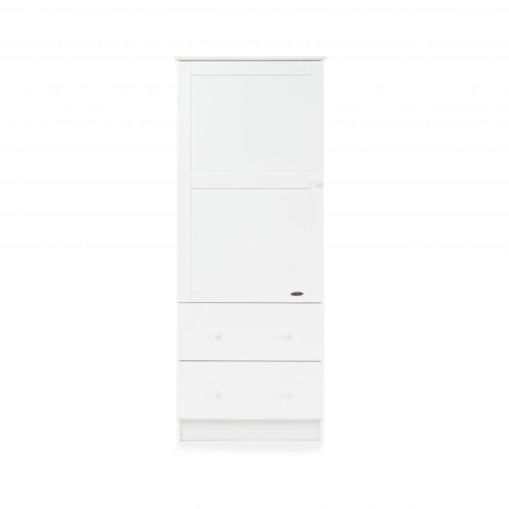 Obaby Obaby Single Wardrobe - White