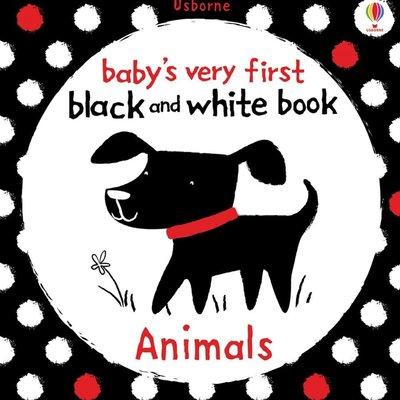 Usborne Baby's Very First Black and White  Animals