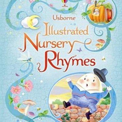 Usborne Illustrated Nursery Rhymes