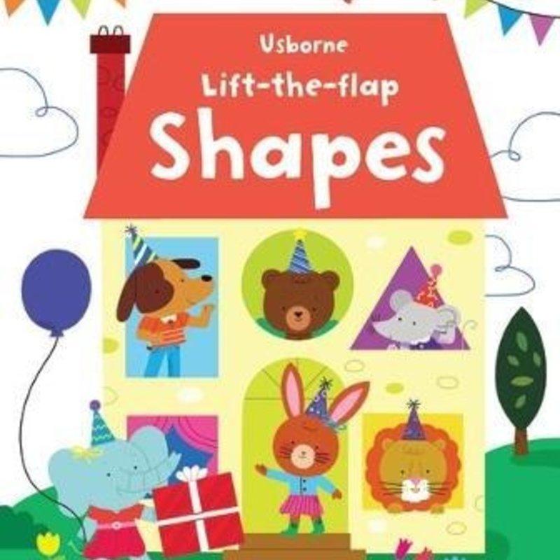 Usborne Usborne Lift-the-flap Shapes