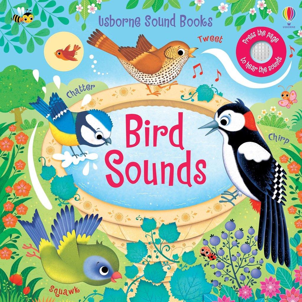 Usborne Bird Sounds