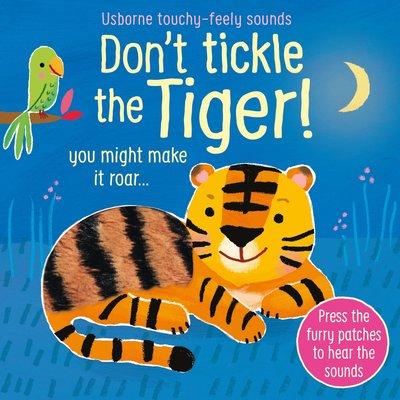 Usborne Don't Tickle The Tiger