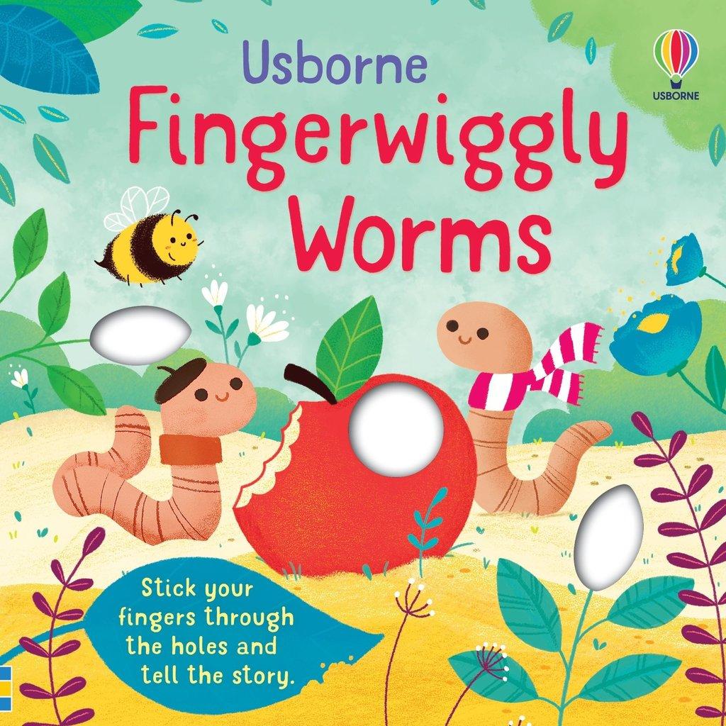 Usborne Fingerwiggly Worms