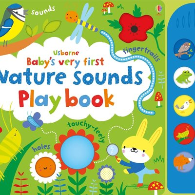 usbourne Baby's Very First Nature Sounds Play Book
