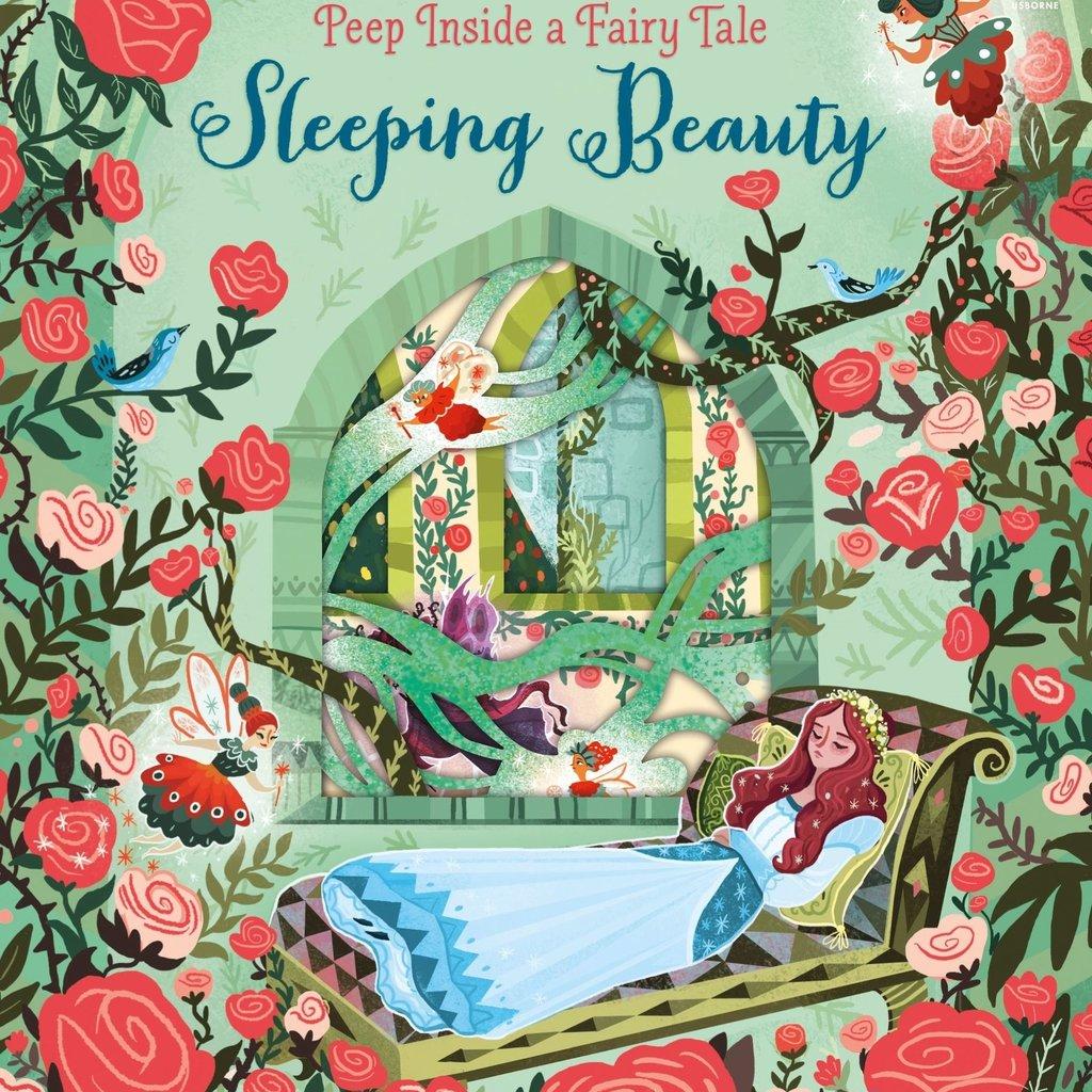 Usborne Peep Inside a Fairy Tale - Sleeping Beauty