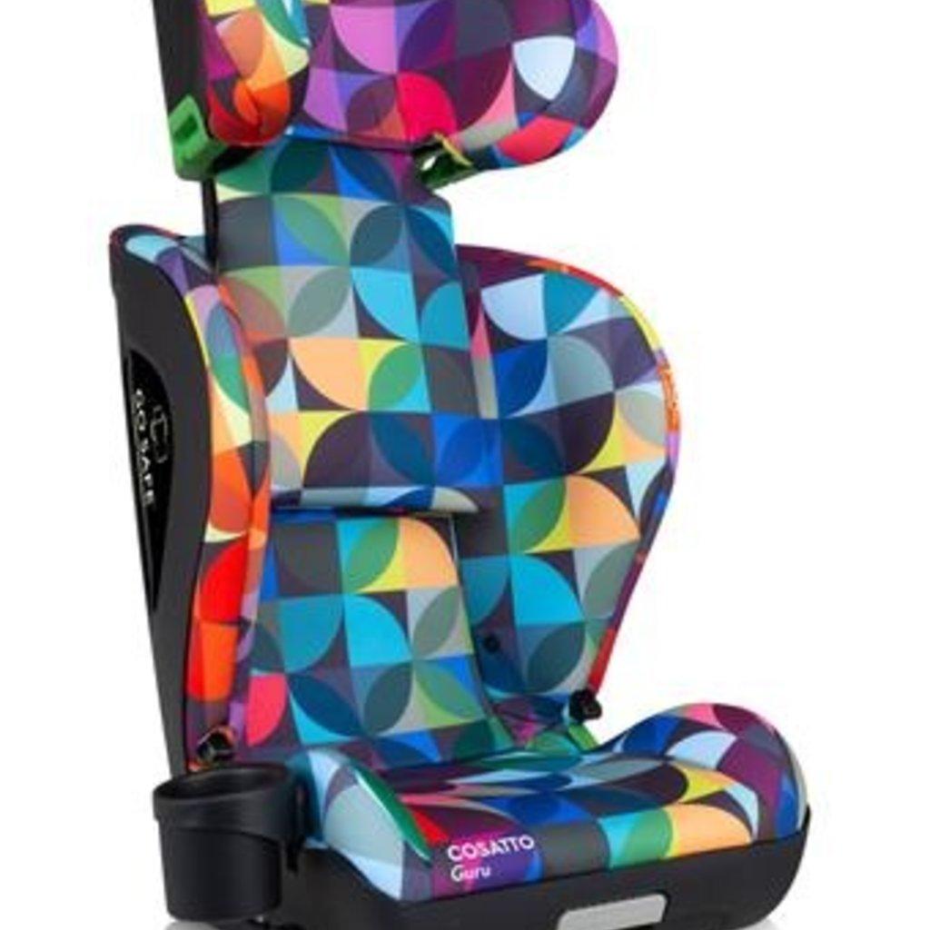 Cosatto Cosatto - RAC Guru Group 2 3 Car Seat Kaleidoscope