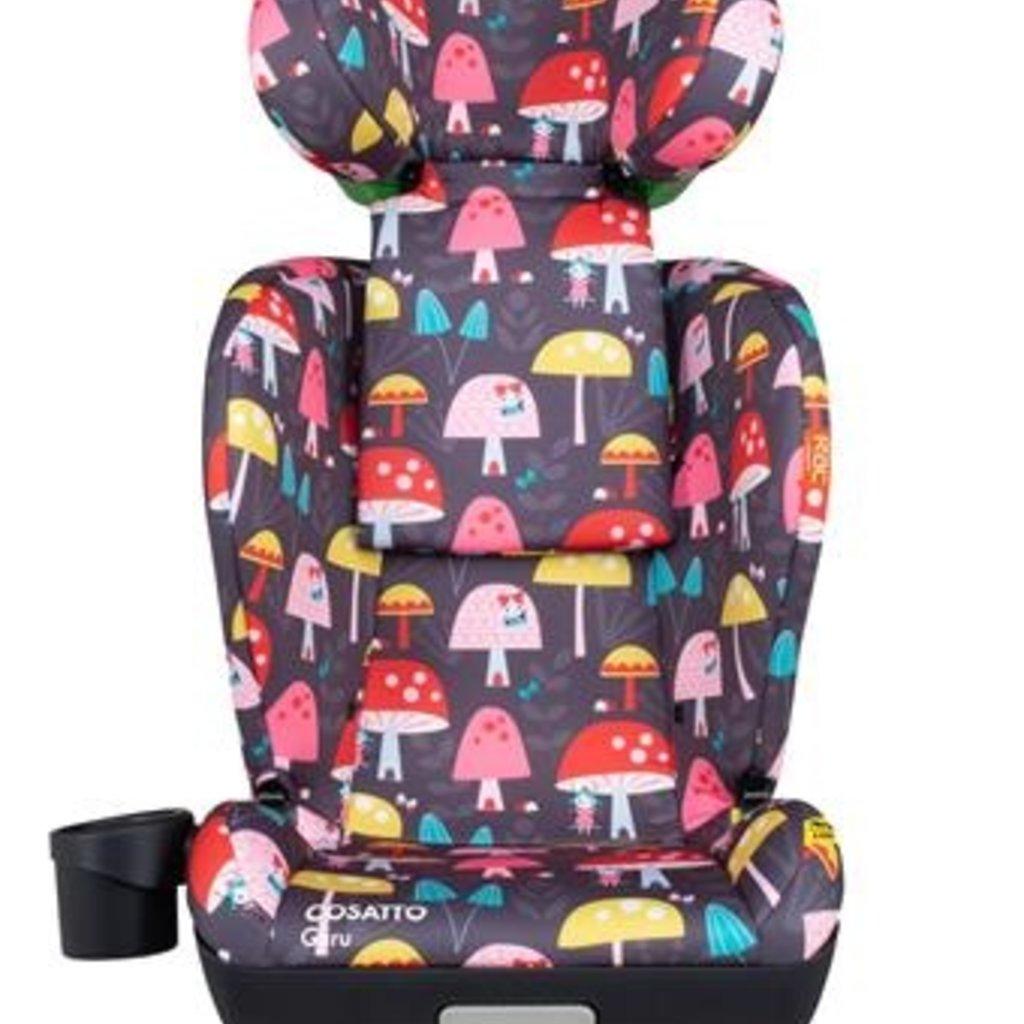 Cosatto Cosatto - RAC Guru Group 2 3 Car Seat Mushroom Magic Charcoal