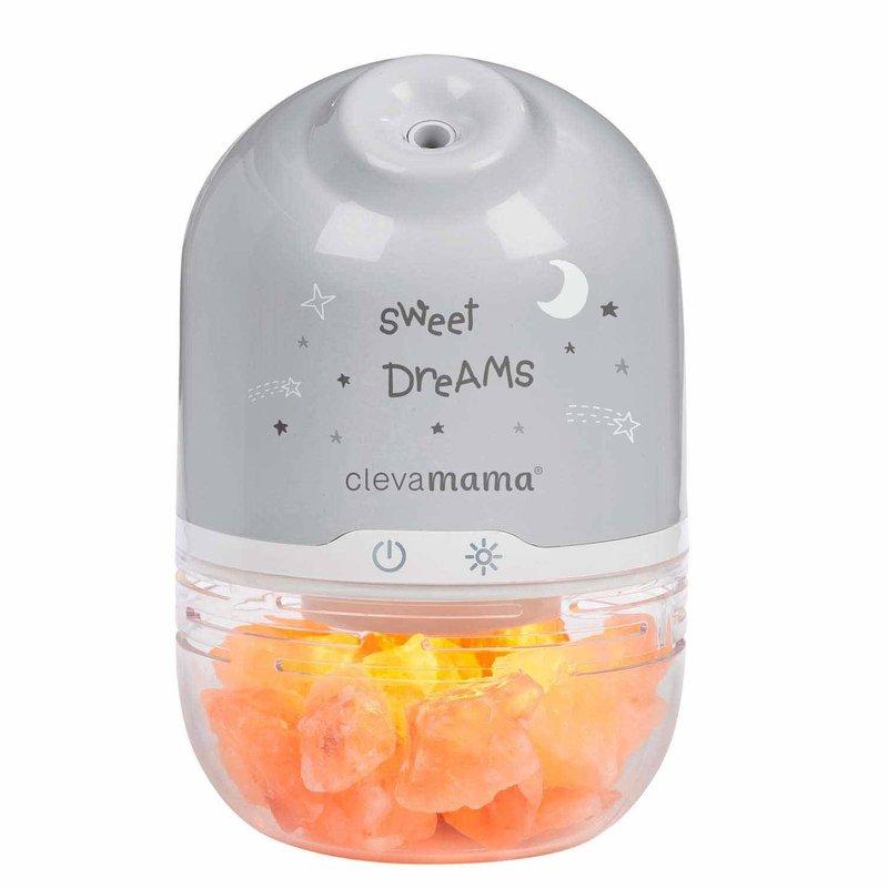 Clevamama ClevaPure Salt Lamp