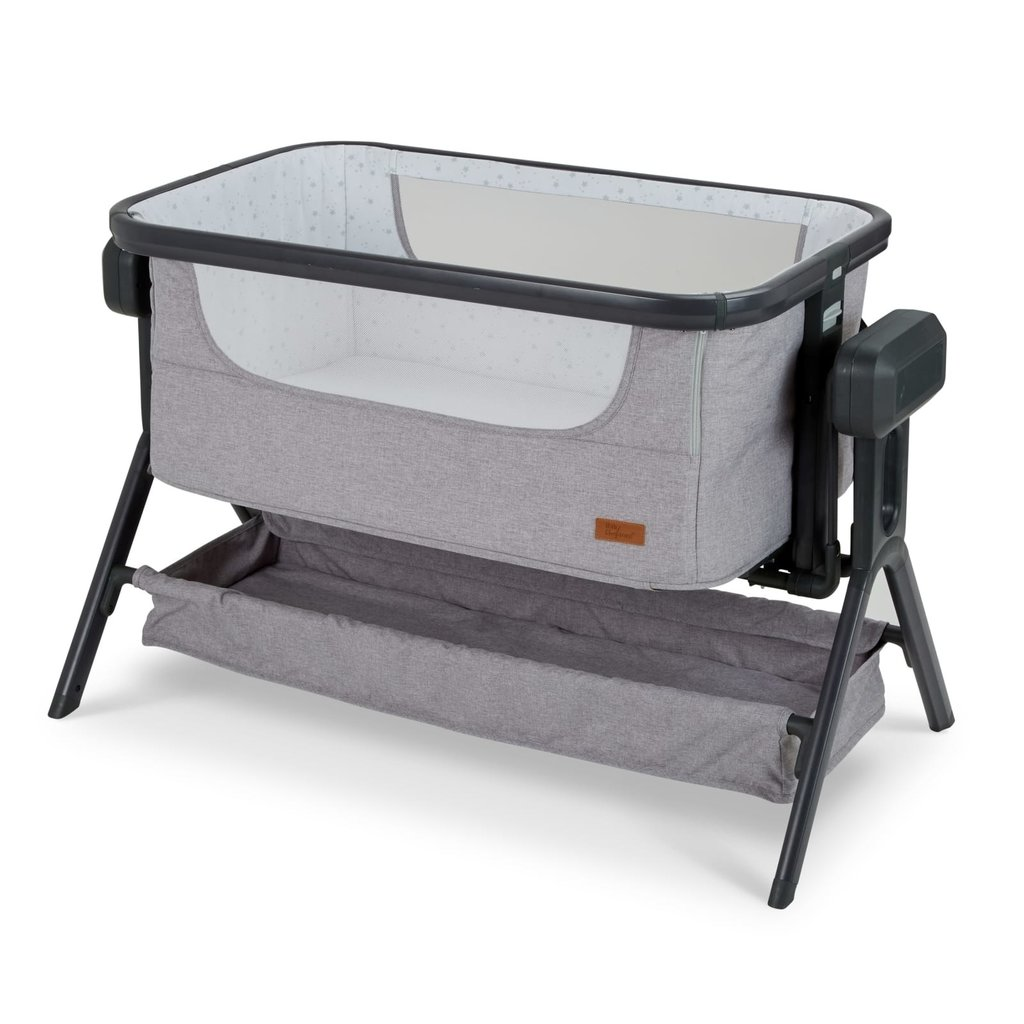 Baby Elegance Baby Elegance Co Glide Electric Bedside Crib