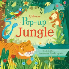 Usborne Pop-Up Jungle