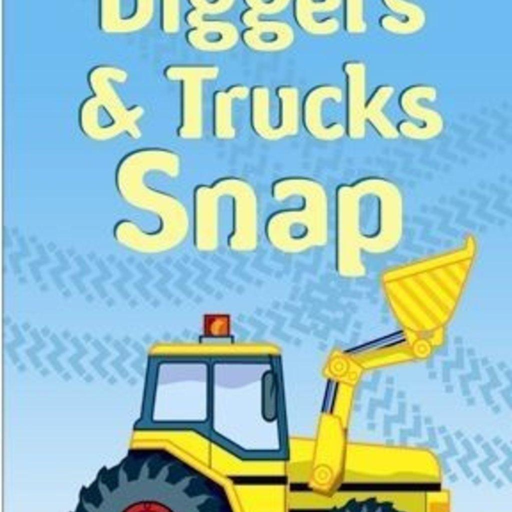 Usborne Diggers and Trucks Snap
