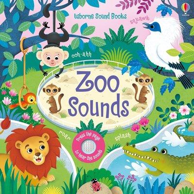 Usborne Zoo Sounds
