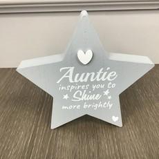 Sentiment Star - Auntie