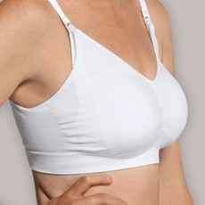 Carriwell Carriwell Original Maternity And Nursing Bra - White / Extra Large