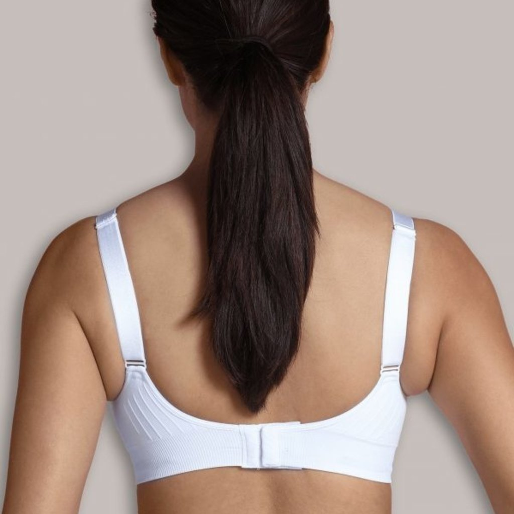 Carriwell Carriwell Padded Maternity And Nursing Bra - White / Large