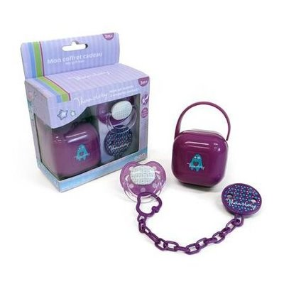 Thermobaby ThermoBaby My Dummy Gift Set Monster