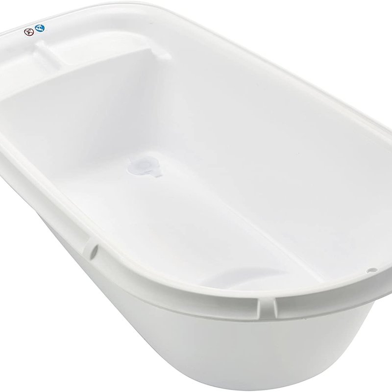 Thermobaby Thermobaby Deluxe Baby Bathtub White