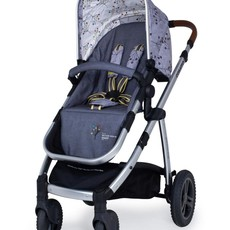 Cosatto Cosatto Wow 2 Car Seat and i-Size Base Bundle - Hedgerow