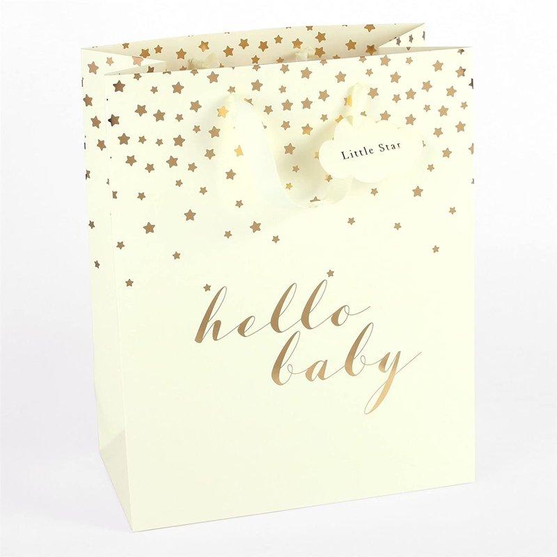 Bambino Bambino Hello Baby Gift Bag - Medium