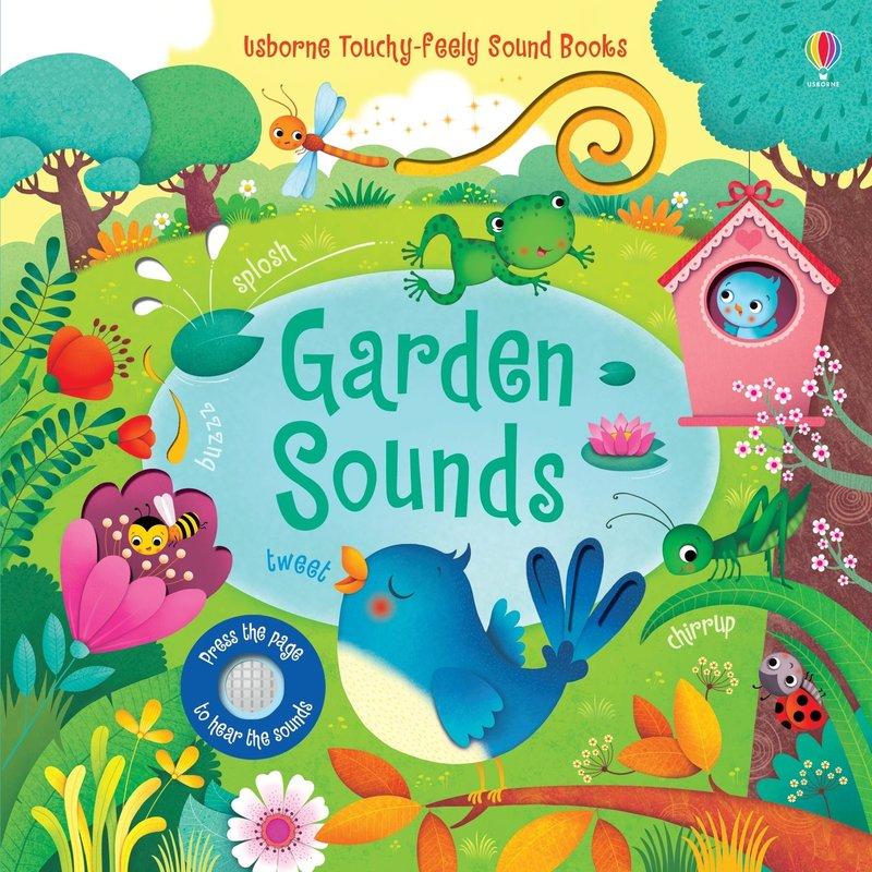 Usborne Usborne Sound Books  Garden Sounds