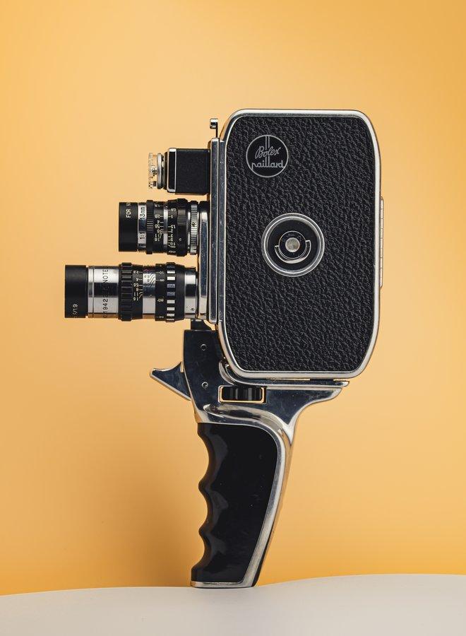Camera roll art