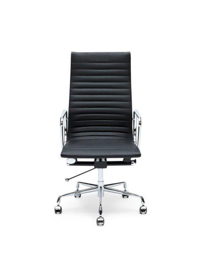 Eames Bureaustoel Zwart