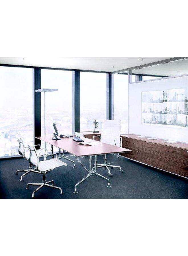 Eames Bureaustoel wit
