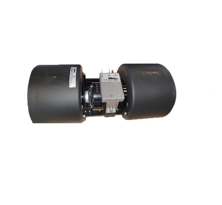 Dubbele ventilator 2-toeren