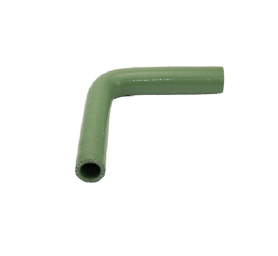 Schlauch-Biegung 90° 16mm