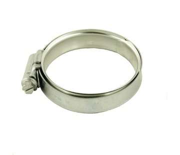 Equivalent Hose clamp 12mm 40-60mm Stainless steel