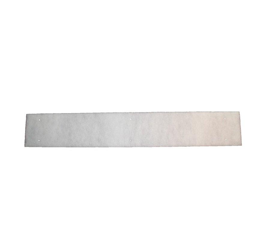 Filtermatten 1550x235x20mm