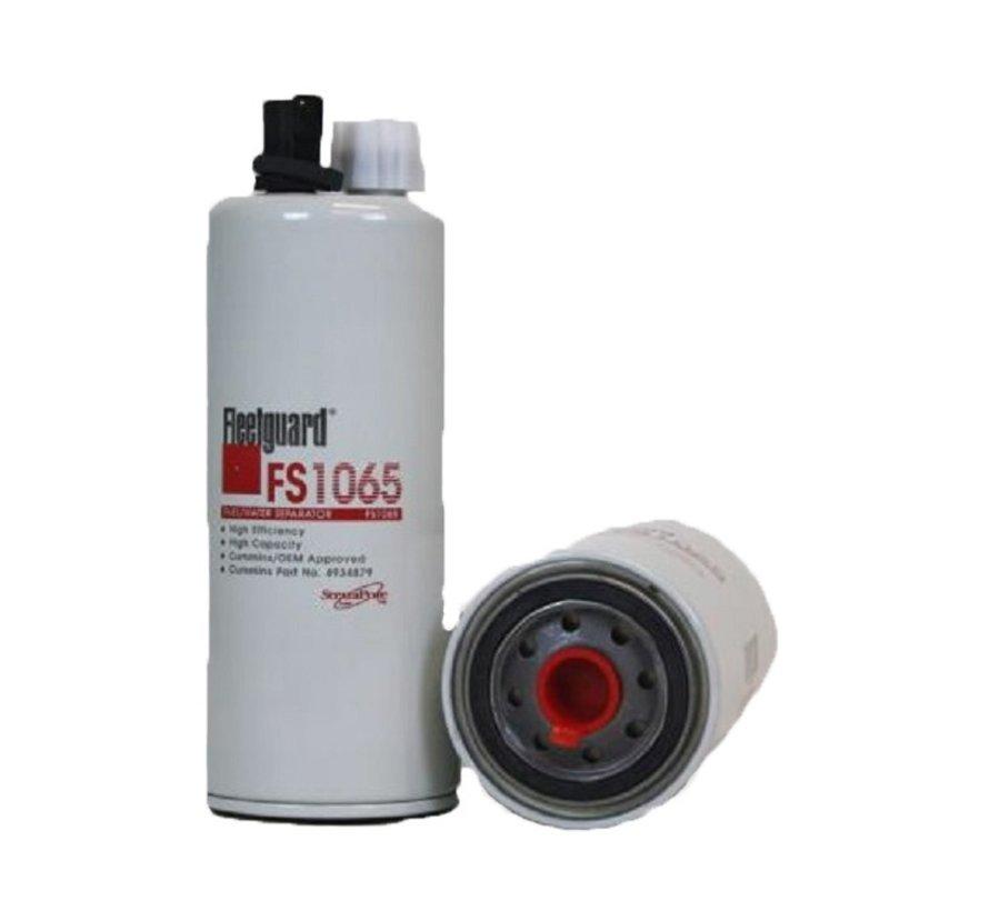Kraftstoff-filter mit Sensor
