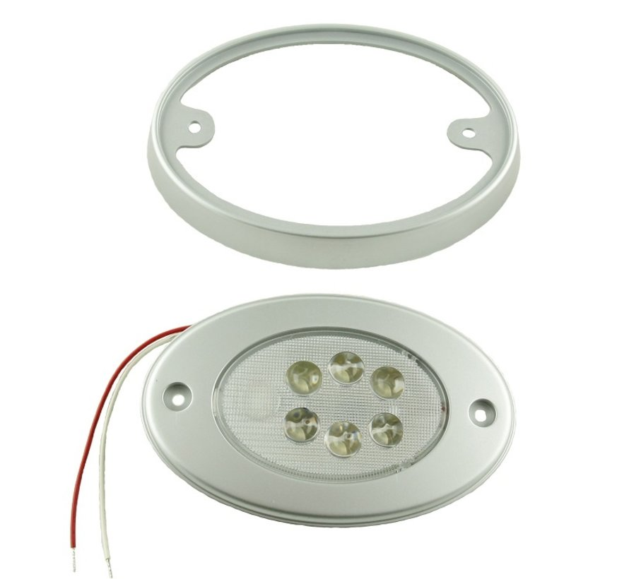 Beleuchtungsoval LED