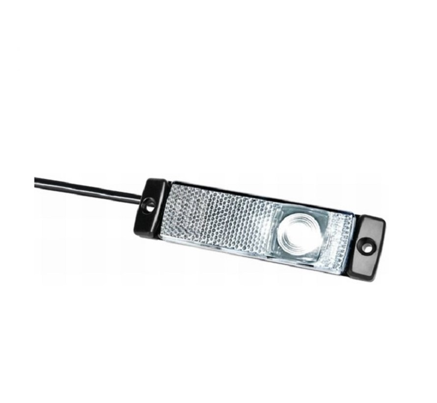 LED positielamp wit